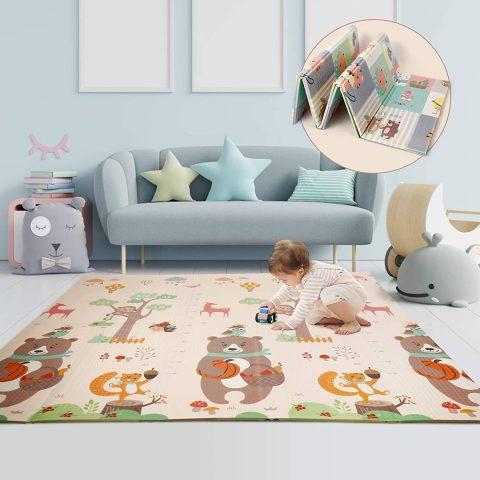 alfombra Montessori