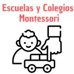 escuelas y colegios montessori